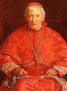 Beato John Henry Newman, Cardenal.