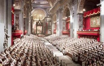 Concilio Vaticano II (1.962-1.965).