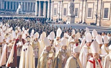 Concilio Vaticano II (1962-1965).