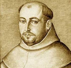 San Juan de la Cruz. Retrato de Francisco Pacheco (siglo XVI).