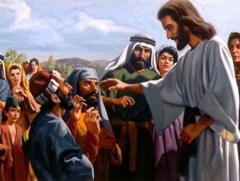 Jesús.Ciego Bartimeo.2