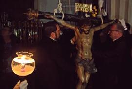 Descendimiento.Besapié.Cristo Amparo.2016.25