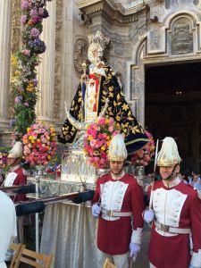 Misa huertana.Virgen de la Fuensanta.(29-3-2016).2