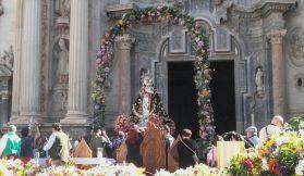 Misa huertana.Virgen de la Fuensanta.(29-3-2016).3