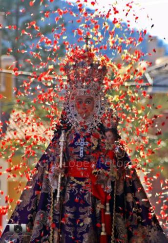 Bajada Virgen de la Fuensanta.9-3-2017.050