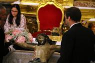 Descendimiento Stmo. Cristo del Amparo.(5-4-2017).017
