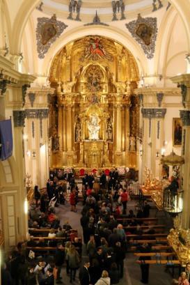 Descendimiento Stmo. Cristo del Amparo.(5-4-2017).030
