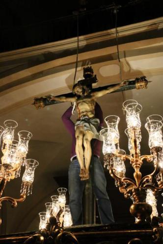 Descendimiento Stmo. Cristo del Amparo.(5-4-2017).037