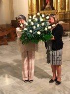 Cofradía.Oración y ofrenda de flores.(15-6-2017).005