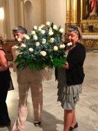 Cofradía.Oración y ofrenda de flores.(15-6-2017).012
