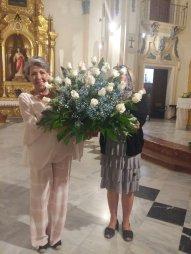 Cofradía.Oración y ofrenda de flores.(15-6-2017).013