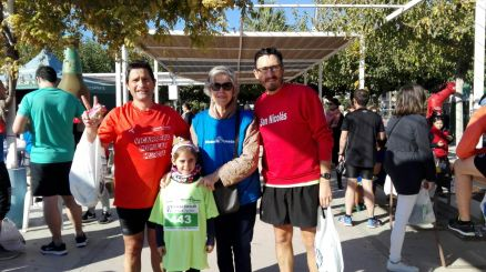 Running San Nicolás.Manos Unidas.2017.1