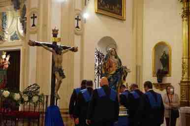 Triduo.Cristo del Amparo.2018.2.06