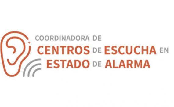 Centors de escucha en Estado de Alarma