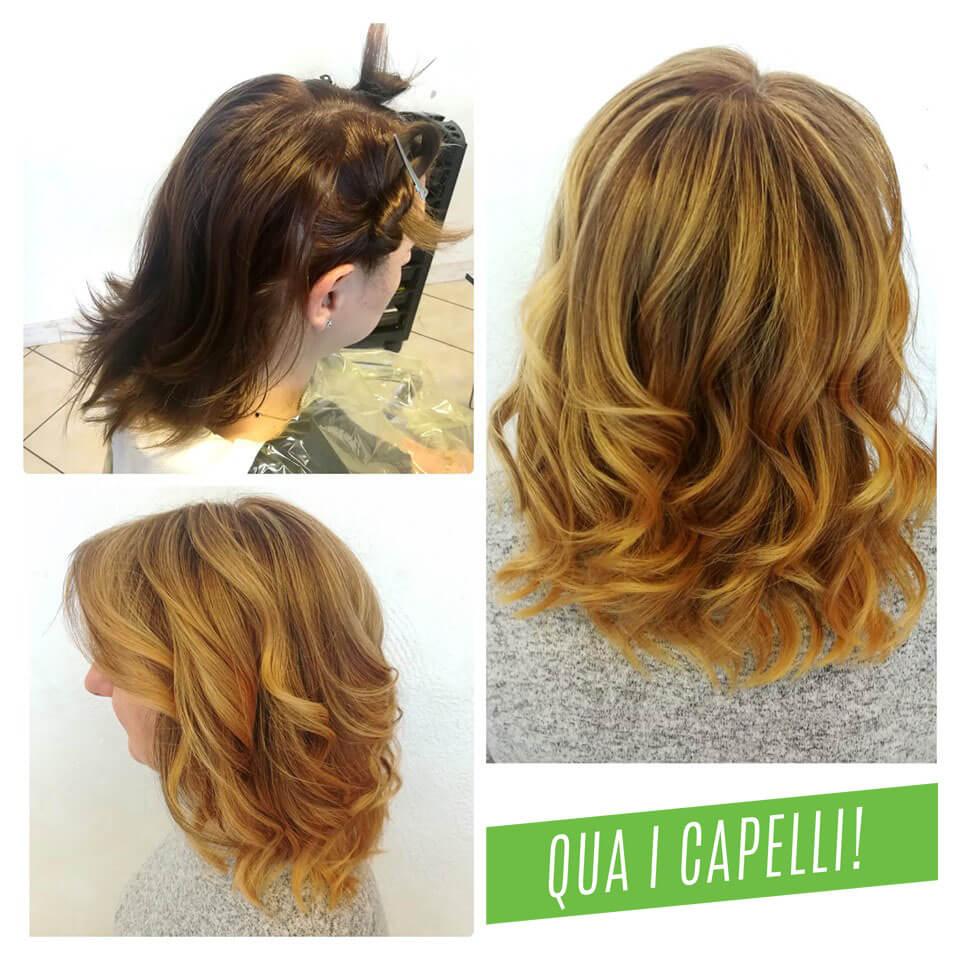 Relay, una tecnica colore per capelli