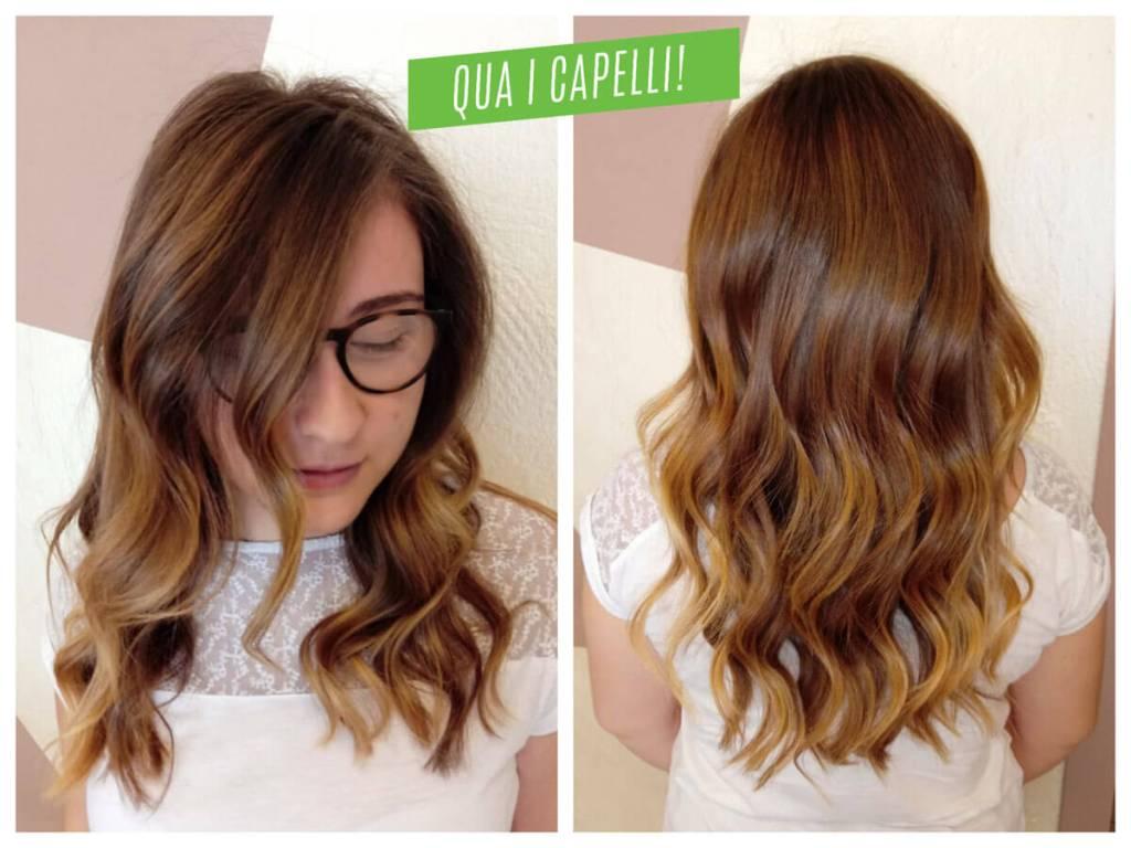 Balayage | La soluzione ideale per le giovani ragazze che iniziano a colorare i capelli
