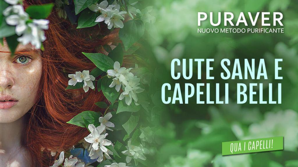 Trattamento purificante Puraver | Cute sana e capelli belli