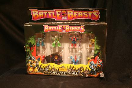 Battle Beasts Battle Chariots  Parry Game Preserve