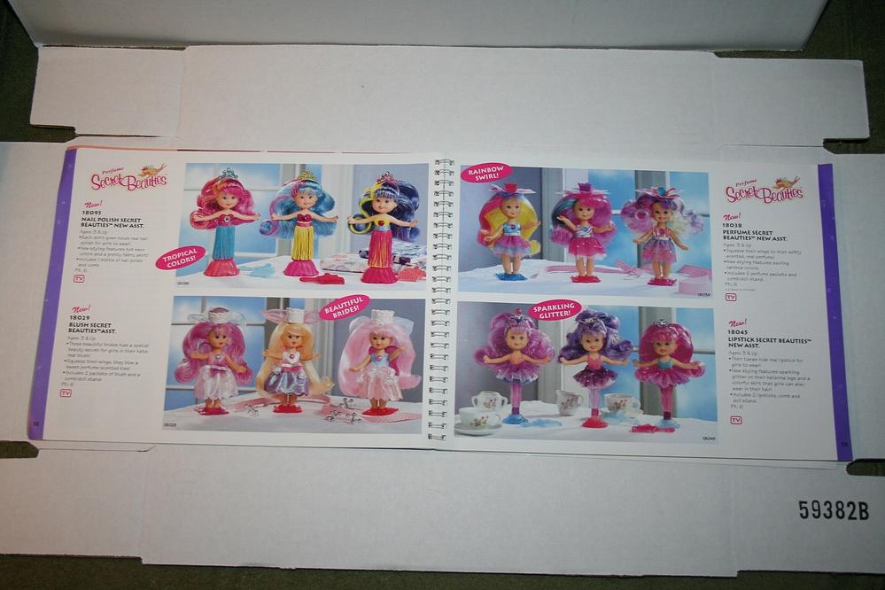 1993 Hasbro Toy Fair  Parry Game Preserve