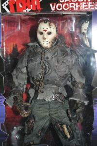 Mezco Toys - Cinema of Fear - Jason Voorhees - Parry Game ...