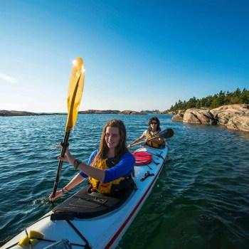White Squall Kayaking and SUP