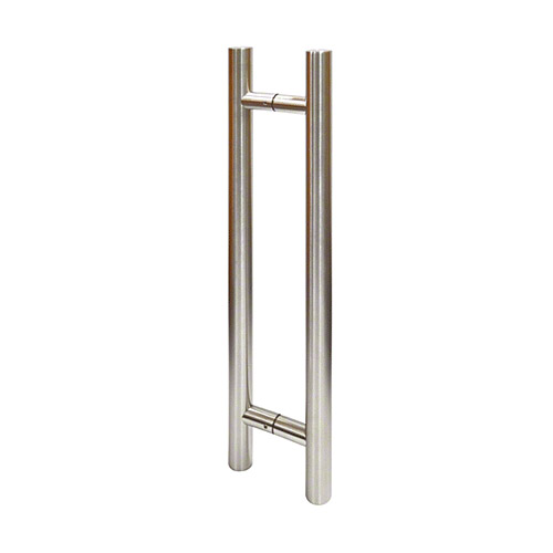 Brushed Stainless 600mm Long Straight Style Ladder Pull