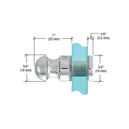 Mini Bulb Style Single-Sided
