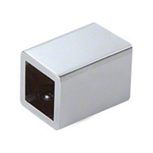 Wall mount bracket for square bar