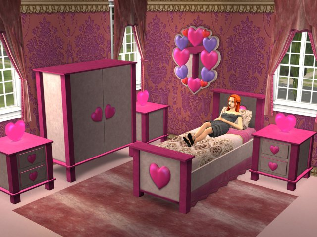 Parsimonious The Sims 2 Furniture & Objects