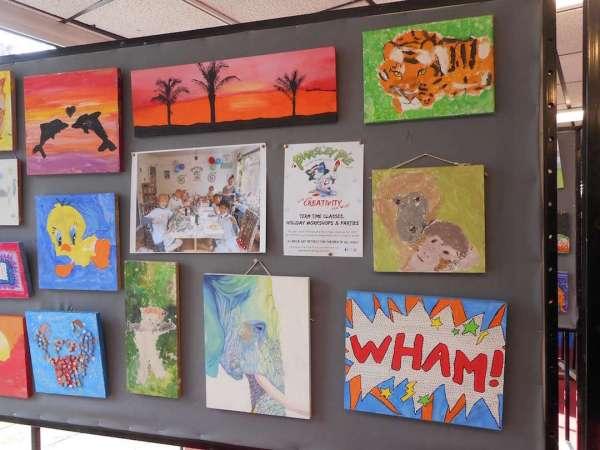 Creative Art Exhibition
