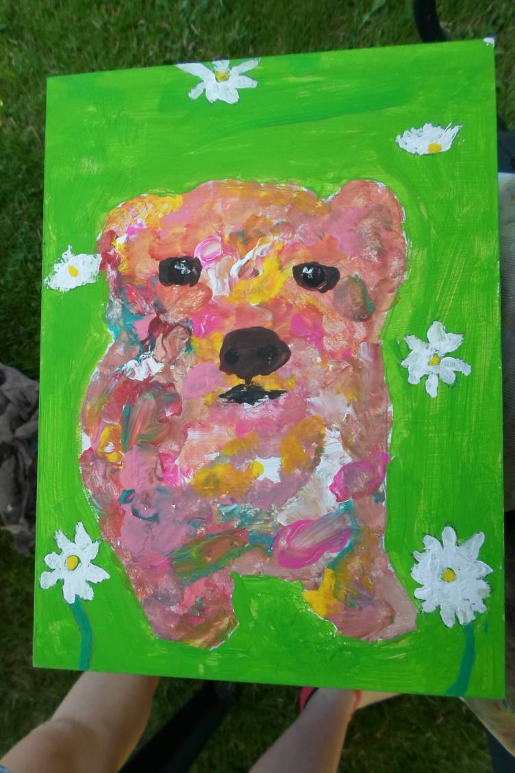 Summer 2013 part 1, children's art gallery, kids paintings ...