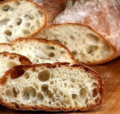 How to Make a Perfect No-Knead Ciabatta Loaf
