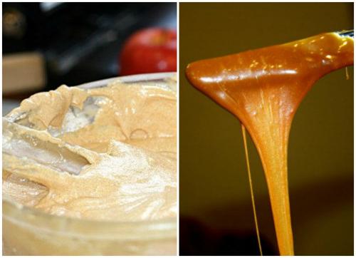 Caramel Cake with Caramelized Butter Frosting + Golden Vanilla Bean Caramels