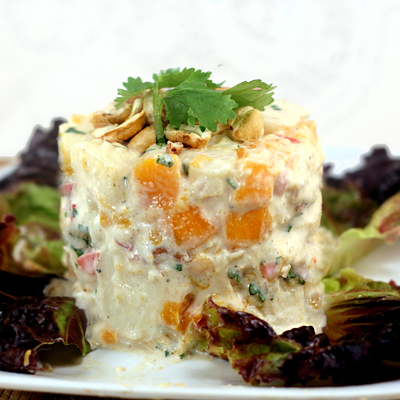 Loaded Greek Yogurt Potato Salad