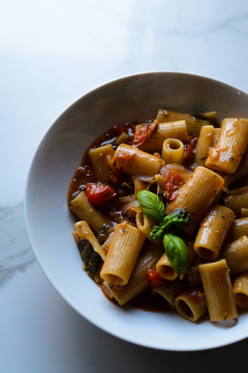 Martha's One Pot Pasta