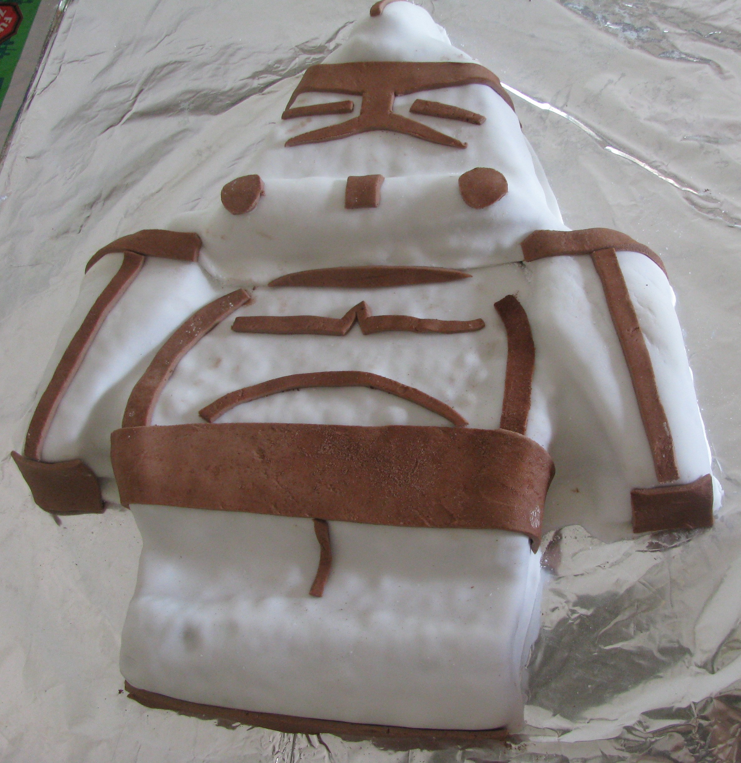 Wondrous Lego Star Wars Clone Storm Trooper Birthday Cake Parsnips And Funny Birthday Cards Online Overcheapnameinfo