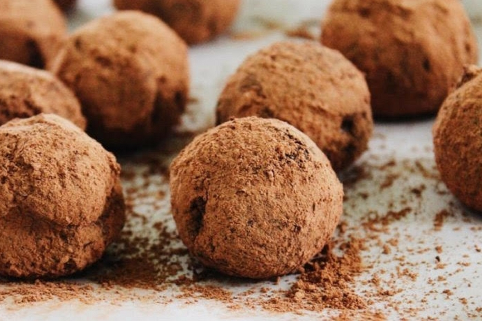 chinese five spice truffle