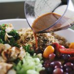 Kale and Chicken Wild Rice Salad
