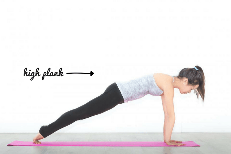 best yoga poses to tone the body