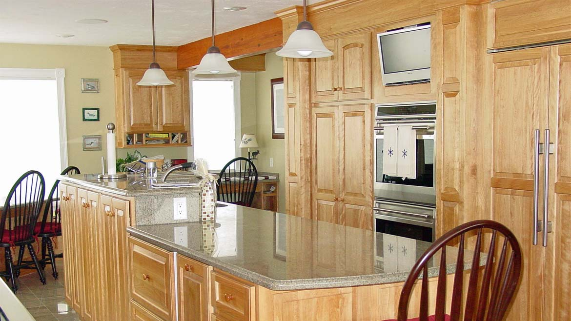 kitchen cabinet makers rolling island parsons kitchens inc home custom cabinetry built by professional