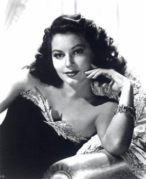 1950s Star Irene