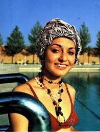 Googoosh in a Bikni