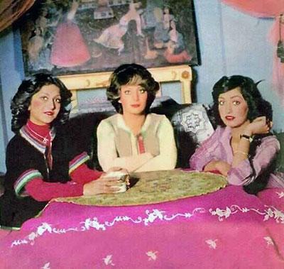 Leila Foruhar, Marjan, Shohreh