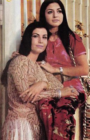 Googoosh & Pouri Banaei