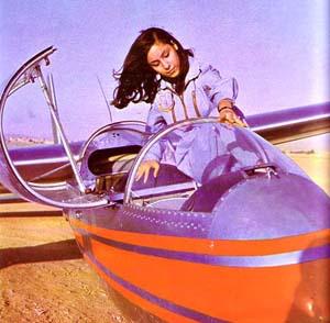 Female Pilot - 1960s