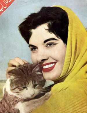 Fakhri Khorvash - early 1950s