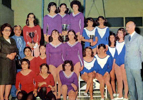 Pahlavi Era Women