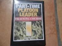platoon leader training course