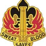 18th Field Artillery Brigade - Sweat Saves Blood