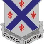126th Cavalry Regiment - Courage Sans Peur